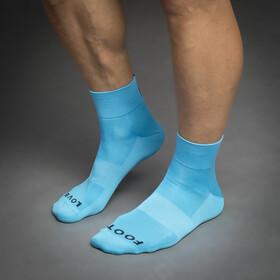 GripGrab Lightweight SL Korte Swimrun Sokken, blauw